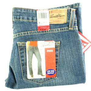 Levi Strauss Signature Misses Stretch Jeans